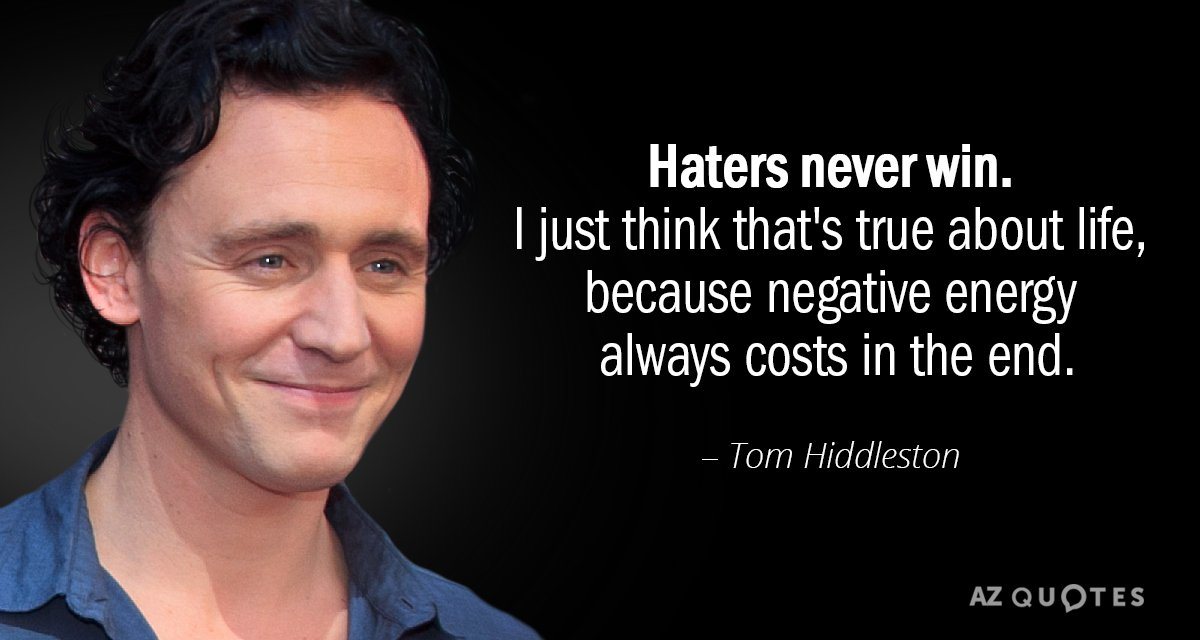 Top 21 Your Haters Quotes A Z Quotes