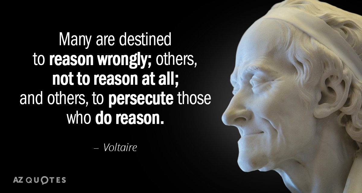 TOP 60 QUOTES BY VOLTAIRE Of 60 AZ Quotes Best Quotes Voltaire
