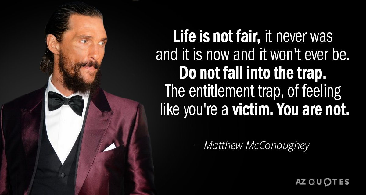 Top 25 Quotes By Matthew Mcconaughey Of 161 A Z Quotes