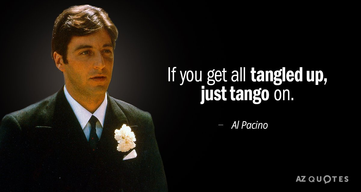 TOP 25 QUOTES BY AL PACINO (of 196)