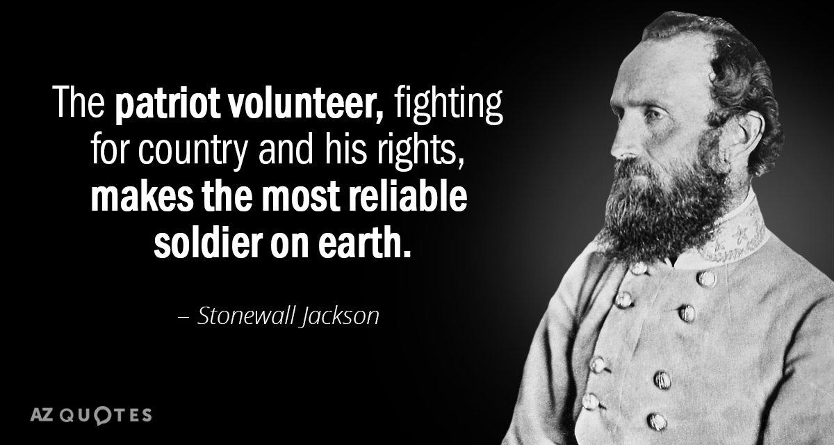 Stonewall Jackson Quotes Impressive TOP 48 QUOTES BY STONEWALL JACKSON Of 48 AZ Quotes