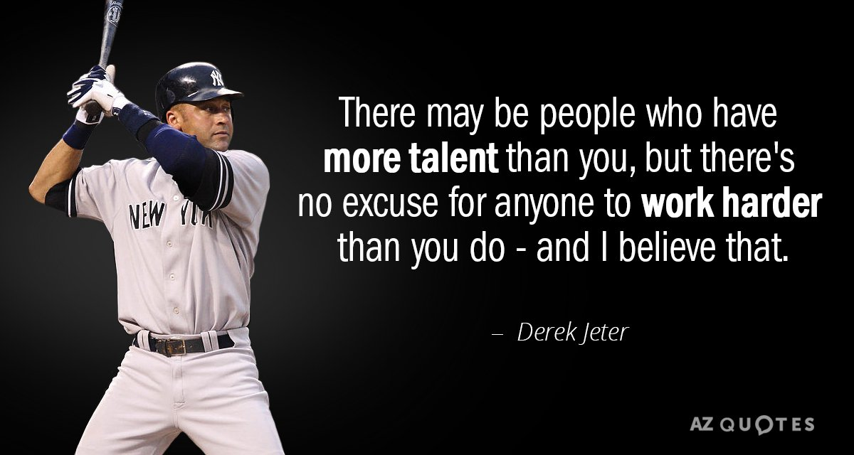 Image result for derek jeter quotes