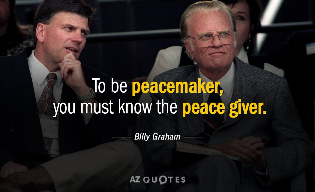 TOP 60 PEACEMAKER QUOTES Of 60 AZ Quotes Simple Peacemaker Quotes