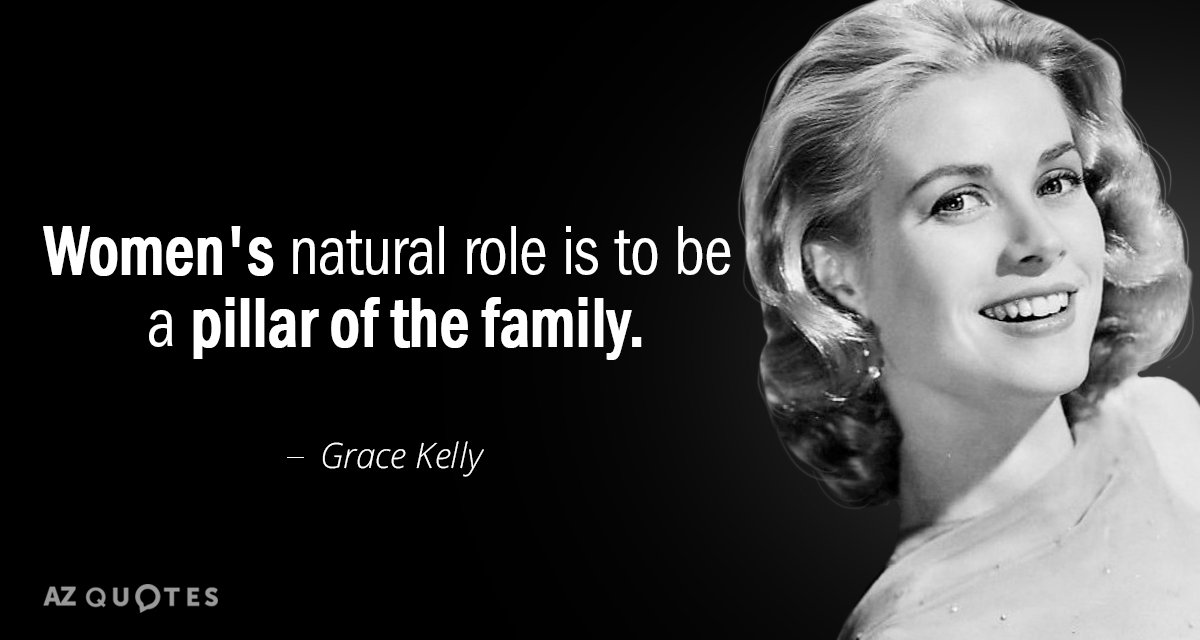 TOP 25 QUOTES BY GRACE KELLY (of 53)