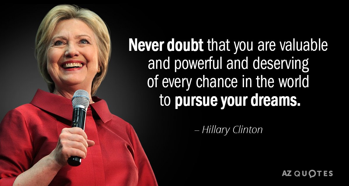 top 25 quotes by hillary clinton of 1804 a z quotes