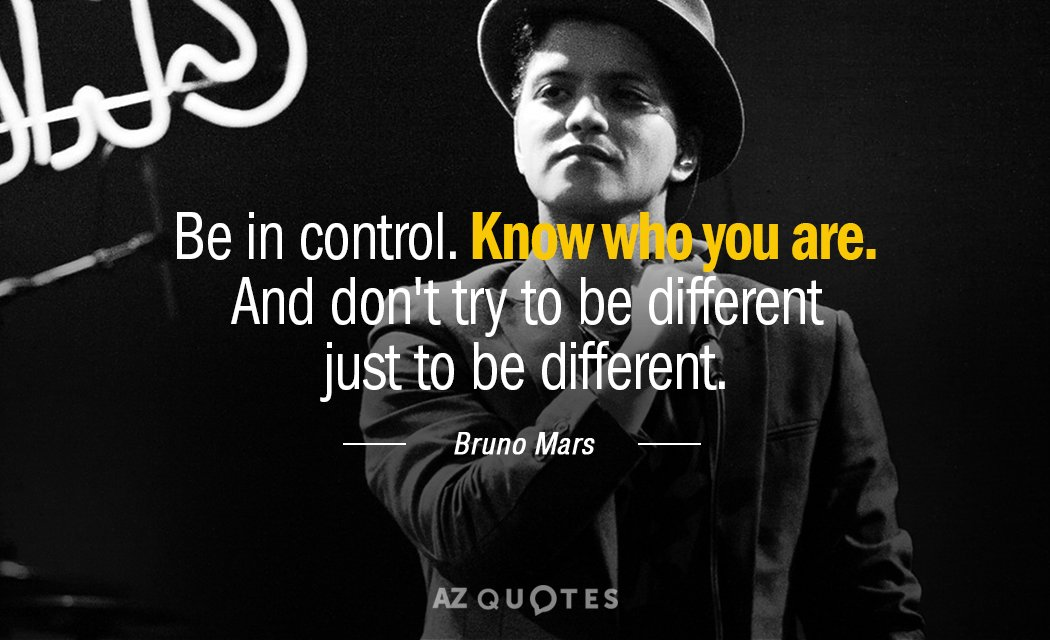 Bruno Mars Quotes Unique TOP 48 QUOTES BY BRUNO MARS Of 48 AZ Quotes