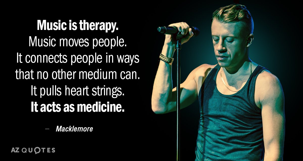 Top 16 Music Therapy Quotes A Z Quotes