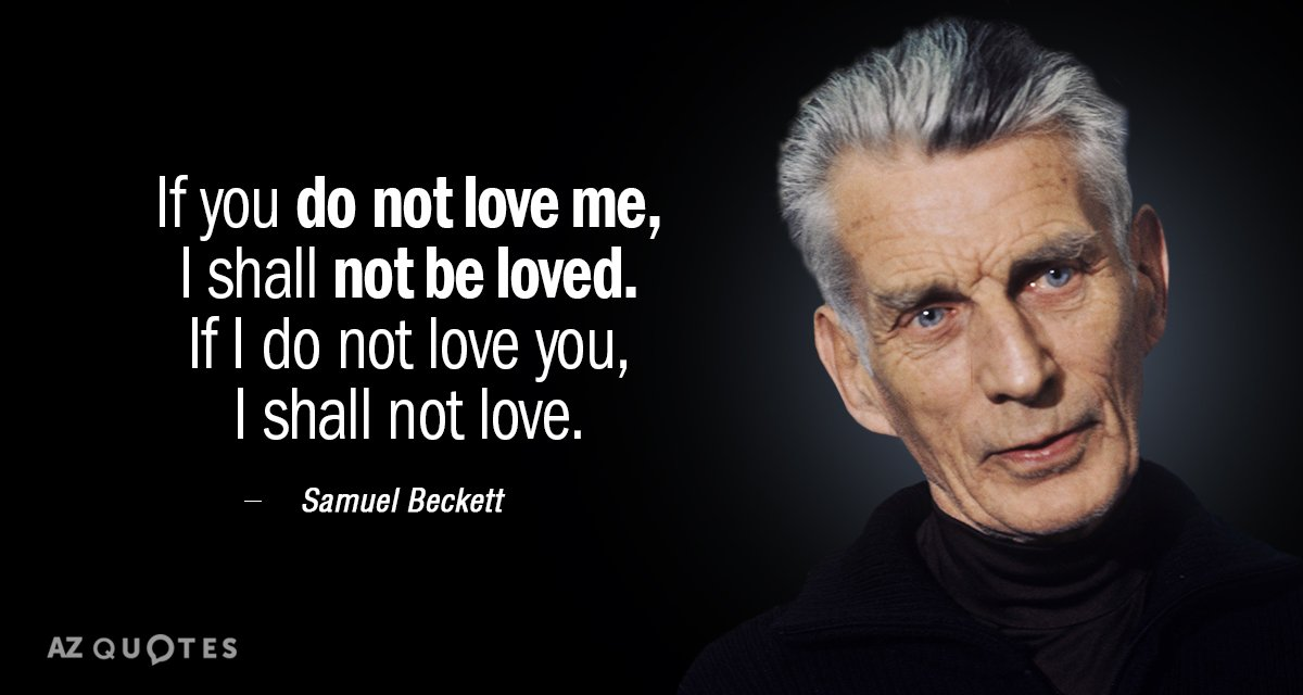 Samuel Beckett Quotes Interesting TOP 48 QUOTES BY SAMUEL BECKETT Of 48 AZ Quotes