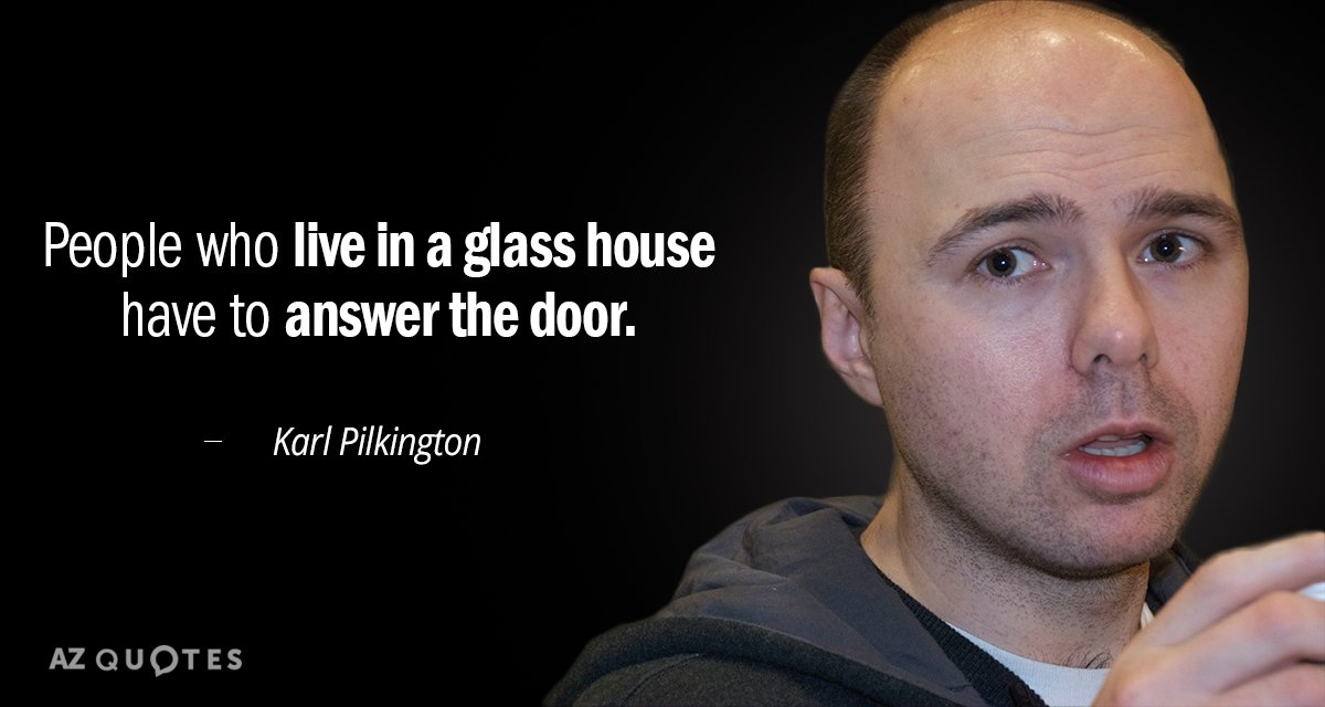 Top 25 Glass Houses Quotes A Z Quotes