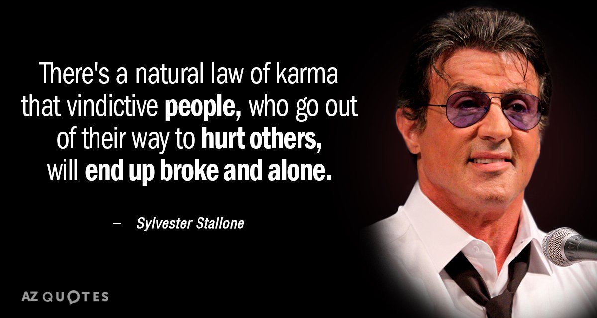 Top 19 Law Of Karma Quotes A Z Quotes