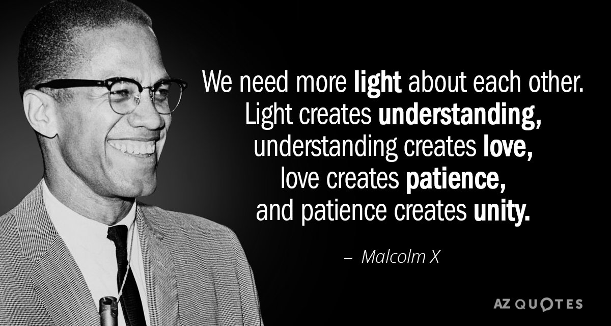 Malcolm X Quotes TOP 25 QUOTES BY MALCOLM X (of 780) | A Z Quotes Malcolm X Quotes