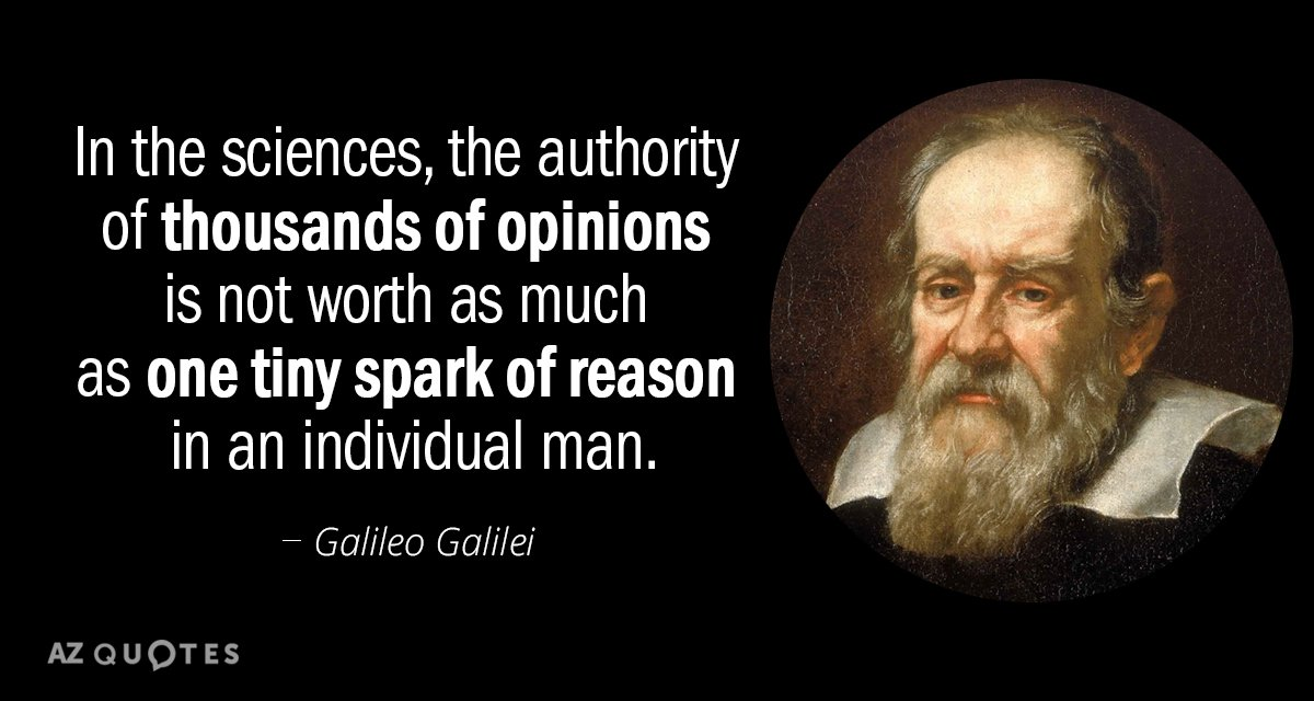 TOP 25 QUOTES BY GALILEO GALILEI (of 133) | A-Z Quotes