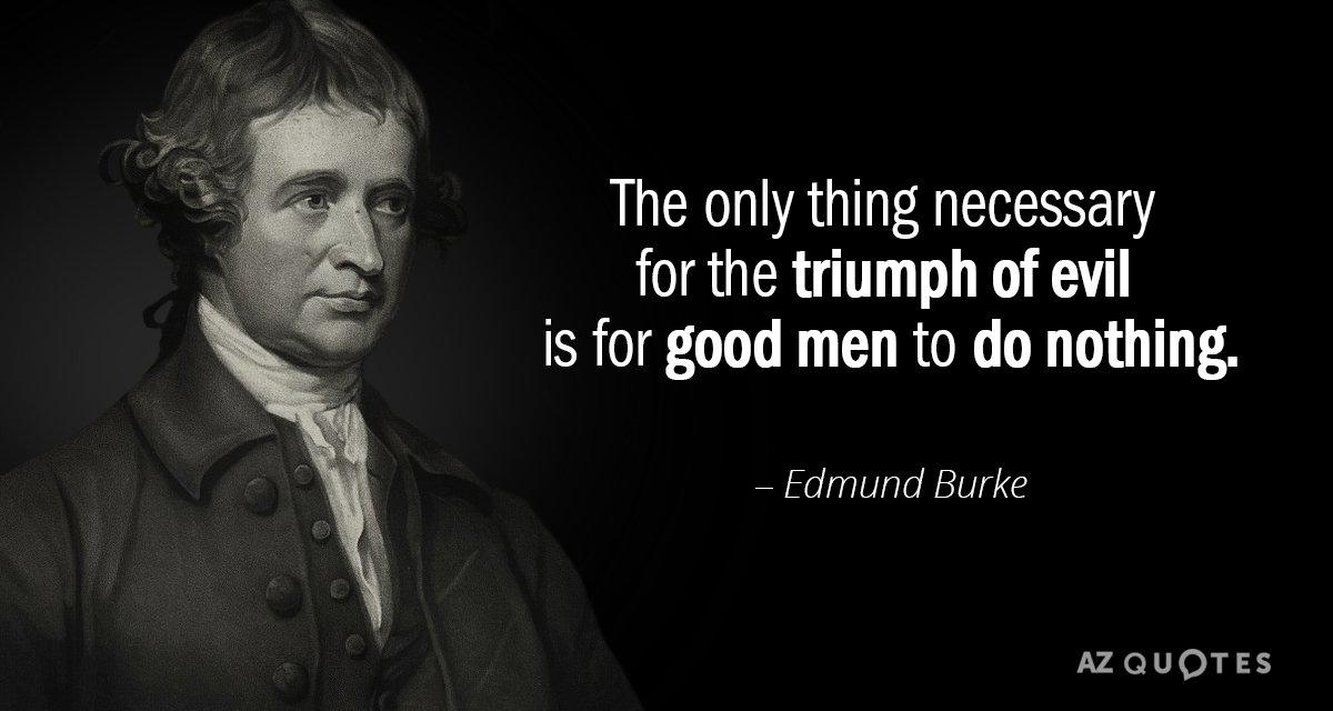 Image result for edmund burke quotes