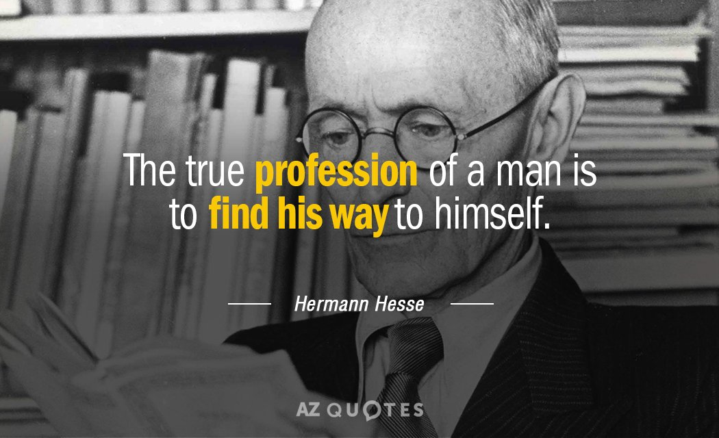 Top 25 Quotes By Hermann Hesse Of 447 A Z Quotes