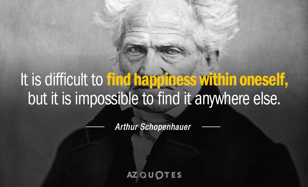 on thinking for oneself by arthur schopenhauer pdf