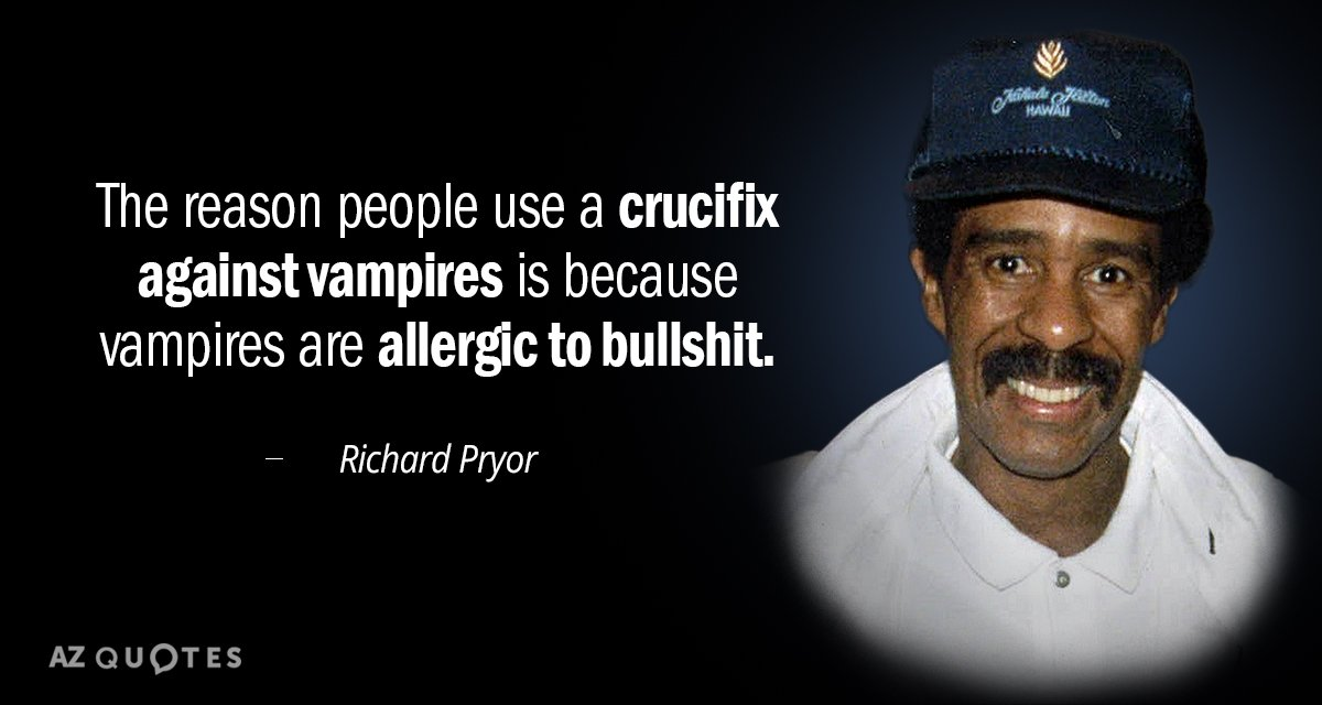 TOP 5 ALLERGIC TO BULLSHIT QUOTES | A-Z Quotes