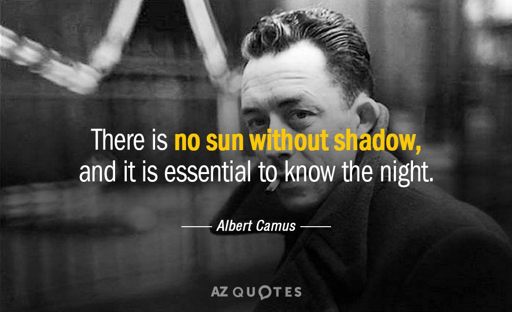 Albert camus the myth of sisyphus and other essays on success