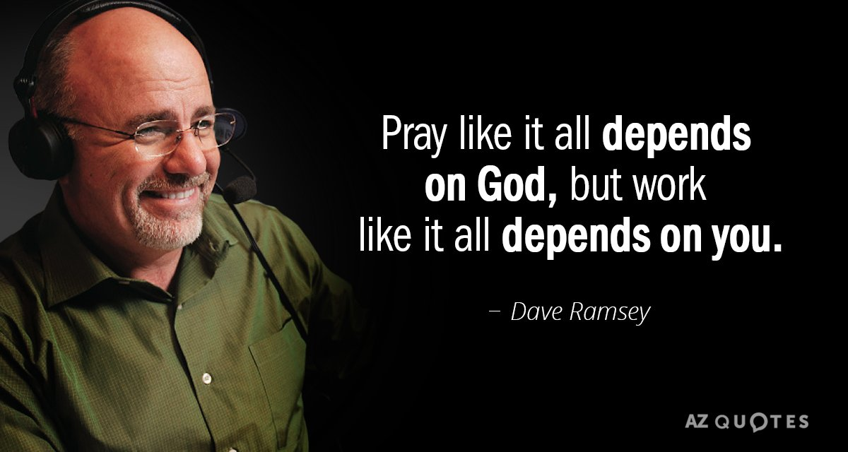 Top 25 Quotes By Dave Ramsey Of 157 A Z Quotes