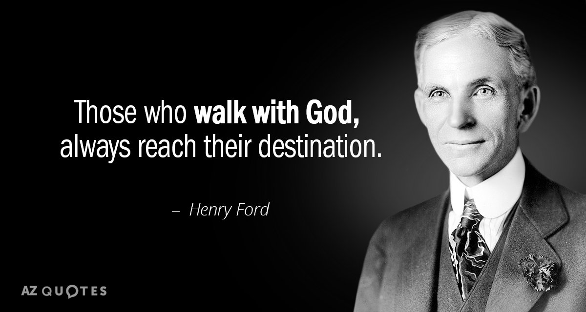 Top 25 Henry Ford Quotes On Business Amp Life A Z Quotes