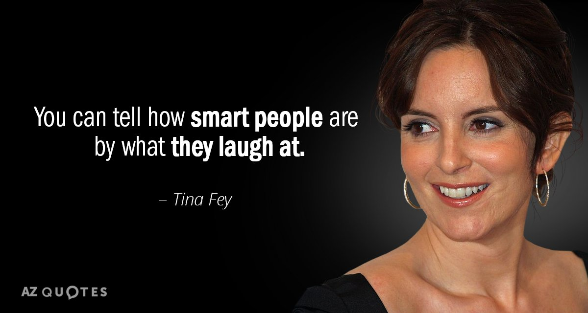 TOP 25 QUOTES BY TINA FEY (of 328) | A-Z Quotes