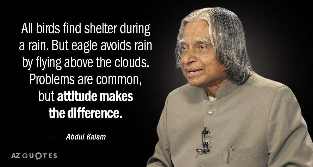 Top 25 Quotes By Abdul Kalam Of 142 A Z Quotes