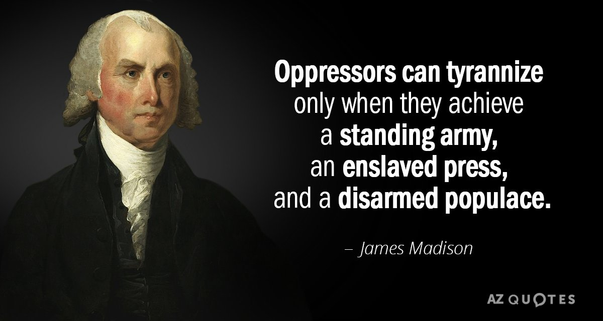 James Madison Quotes Beauteous TOP 48 QUOTES BY JAMES MADISON Of 48 AZ Quotes