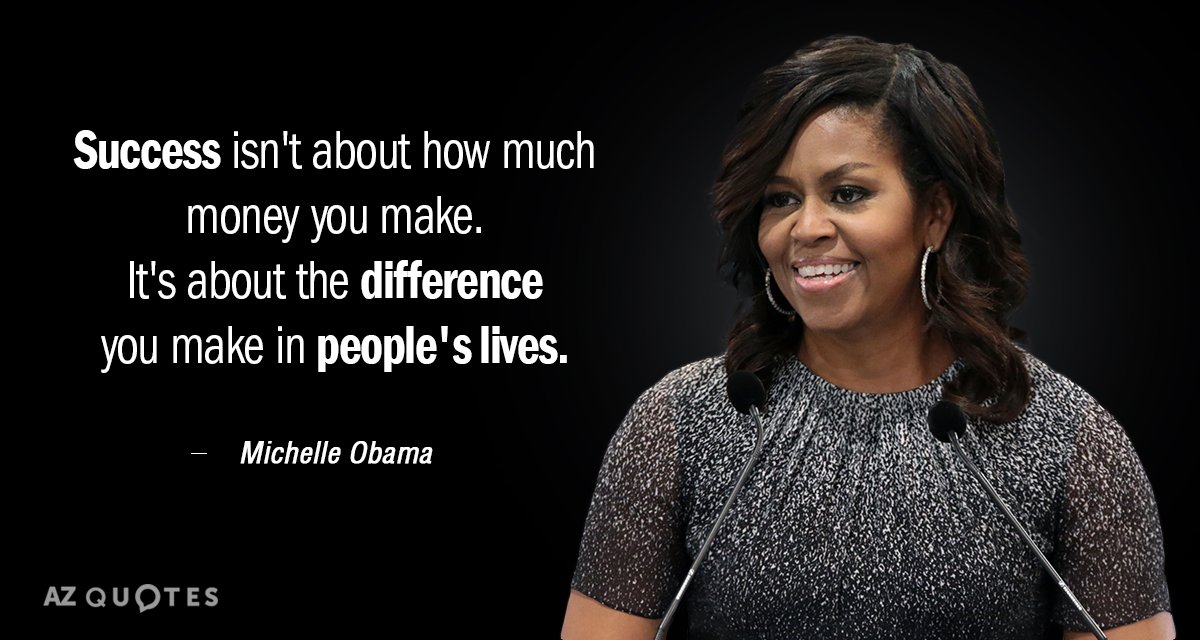 Michelle Obama Quotes Gorgeous TOP 48 QUOTES BY MICHELLE OBAMA of 48 AZ Quotes