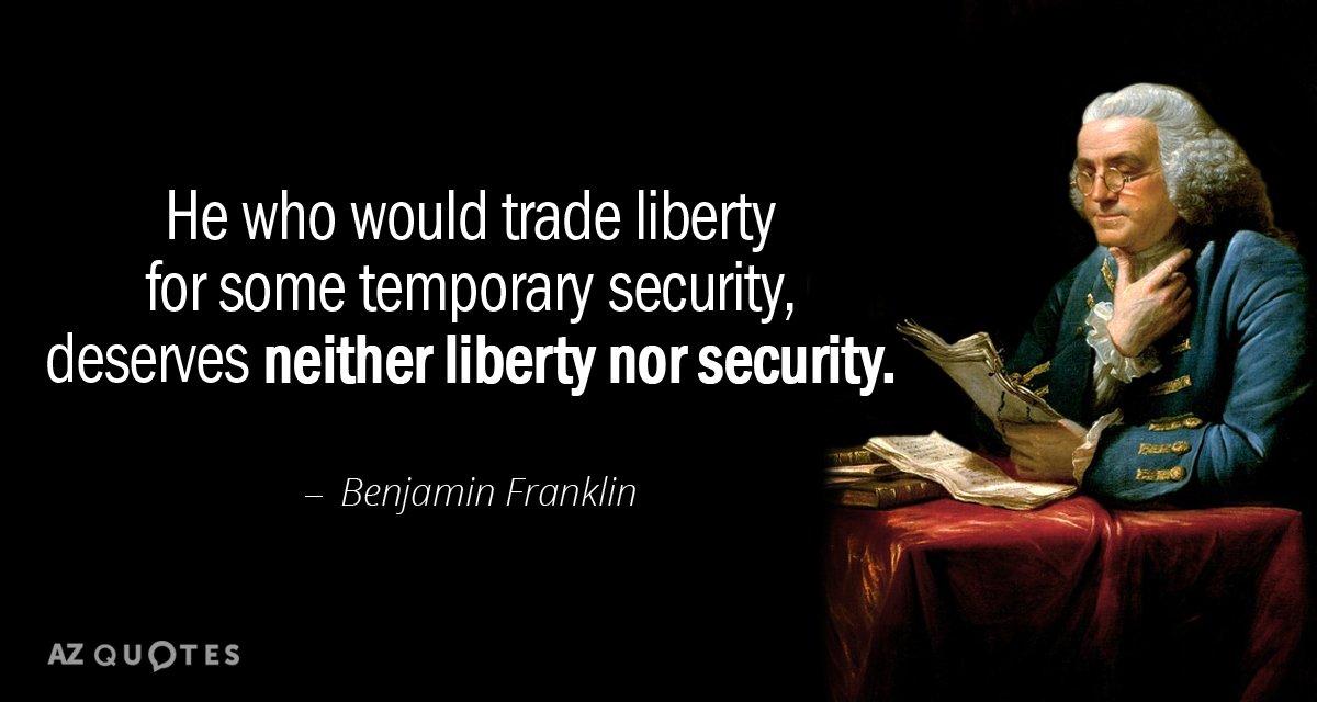 Dissertation on liberty and necessity benjamin franklin