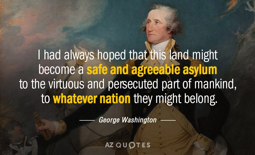 George Washington Quotes George Washington quote: I had always hoped that this land might  George Washington Quotes