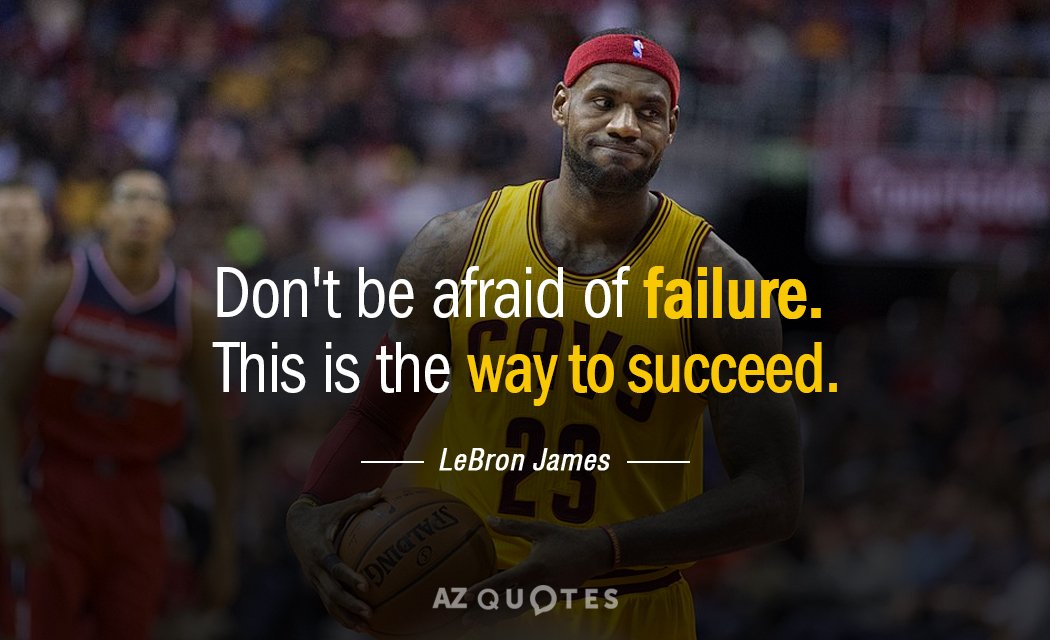 TOP 25 QUOTES BY LEBRON JAMES (of 263)