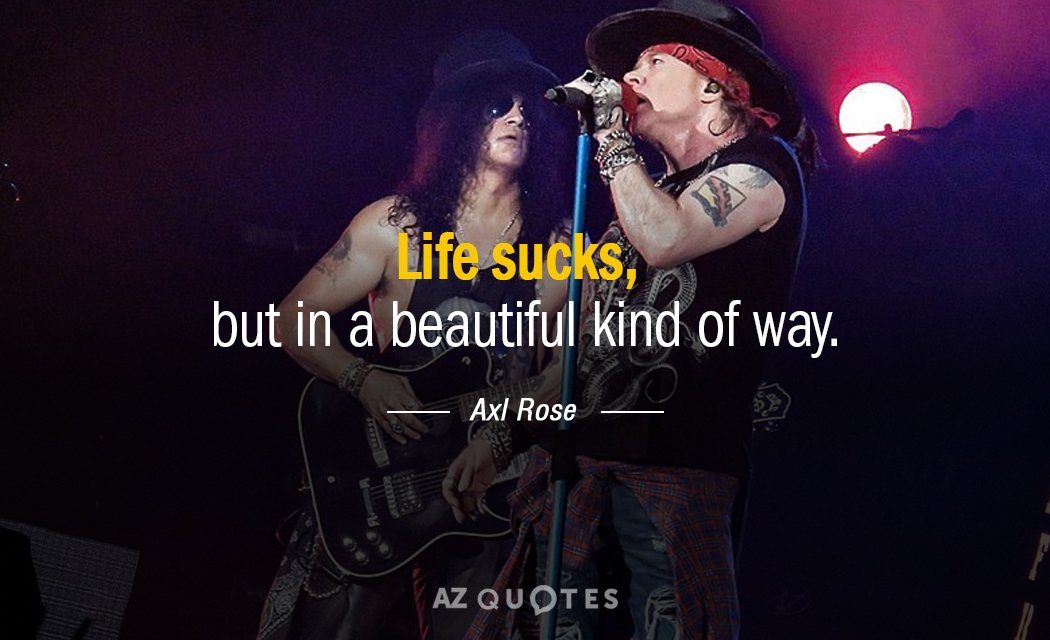 TOP 40 LIFE SUCKS QUOTES AZ Quotes Interesting Life Sucks Quotes