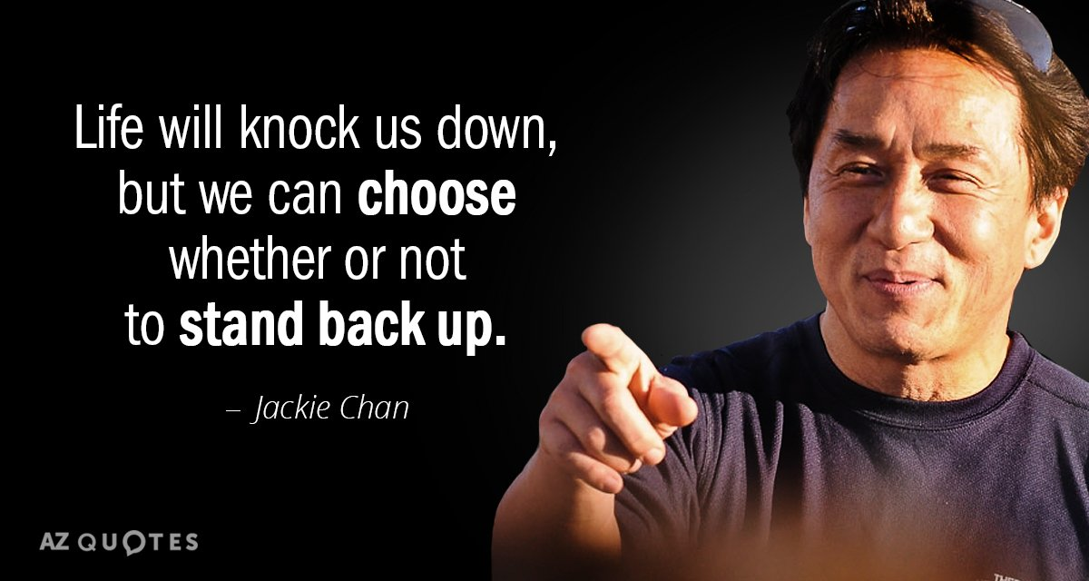 Top 7 Life Knocks You Down Quotes A Z Quotes
