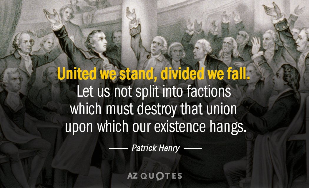 Quotation-Patrick-Henry-United-we-stand-