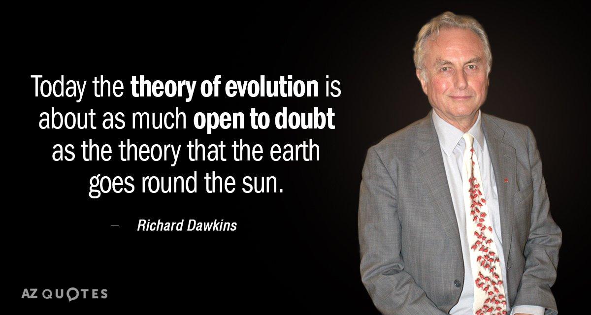 richard dawkins quotes