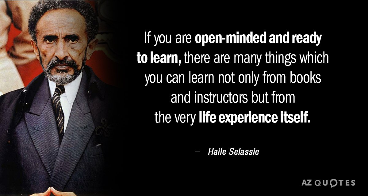 TOP 25 QUOTES BY HAILE SELASSIE (of 83) | A-Z Quotes