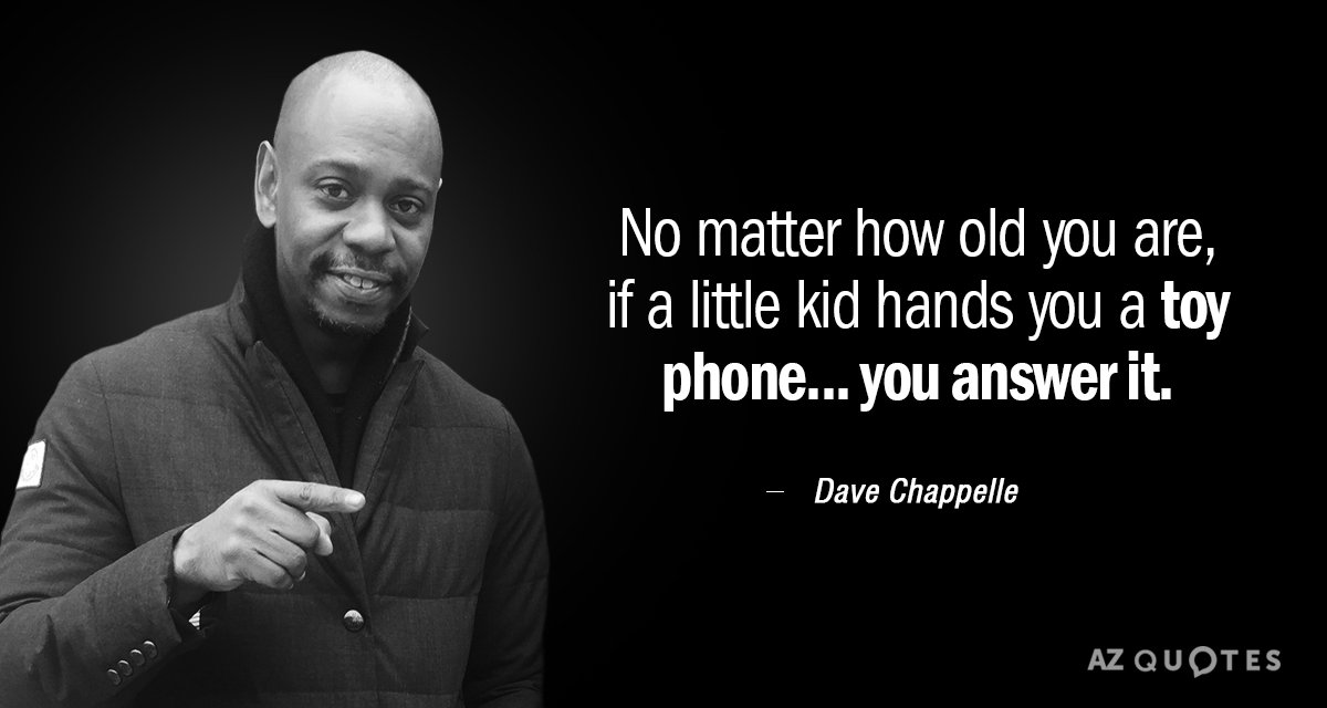 Download Dave Chappelle Quotes