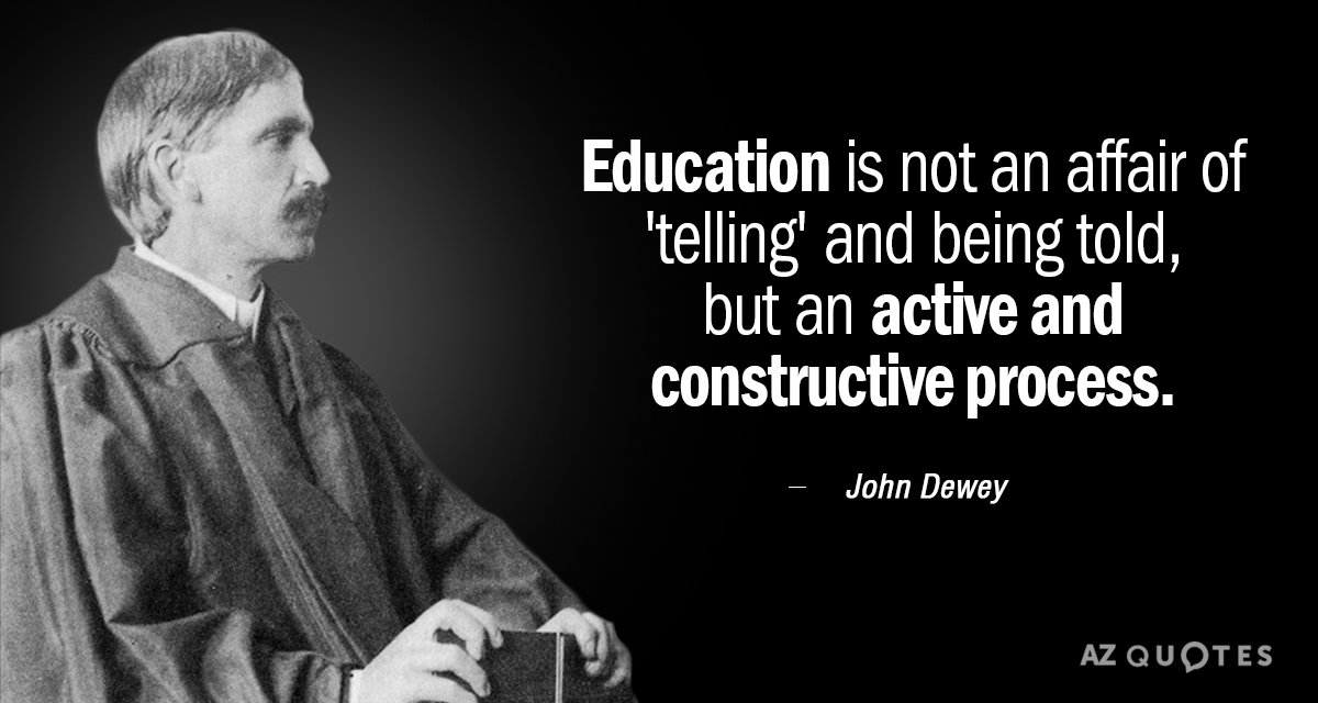 John Dewey Quotes TOP 25 QUOTES BY JOHN DEWEY (of 442) | A Z Quotes John Dewey Quotes