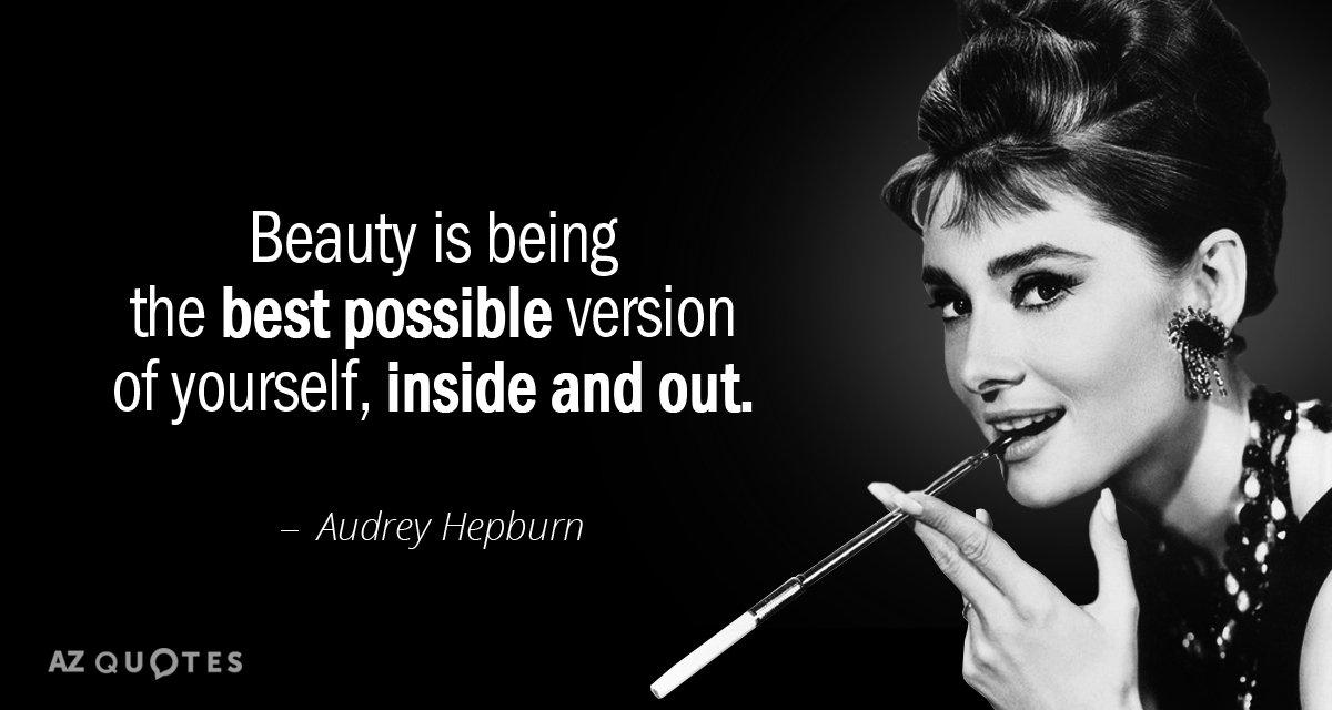 Audrey hepburn regret quotes