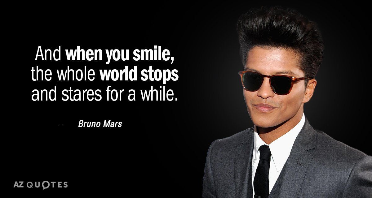 Bruno Mars Quotes Enchanting TOP 48 QUOTES BY BRUNO MARS Of 48 AZ Quotes