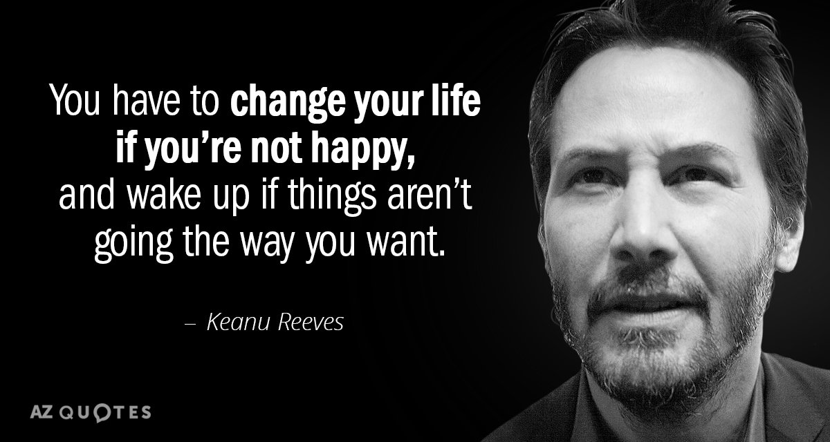 TOP 25 QUOTES BY KEANU REEVES (of 134) | A-Z Quotes