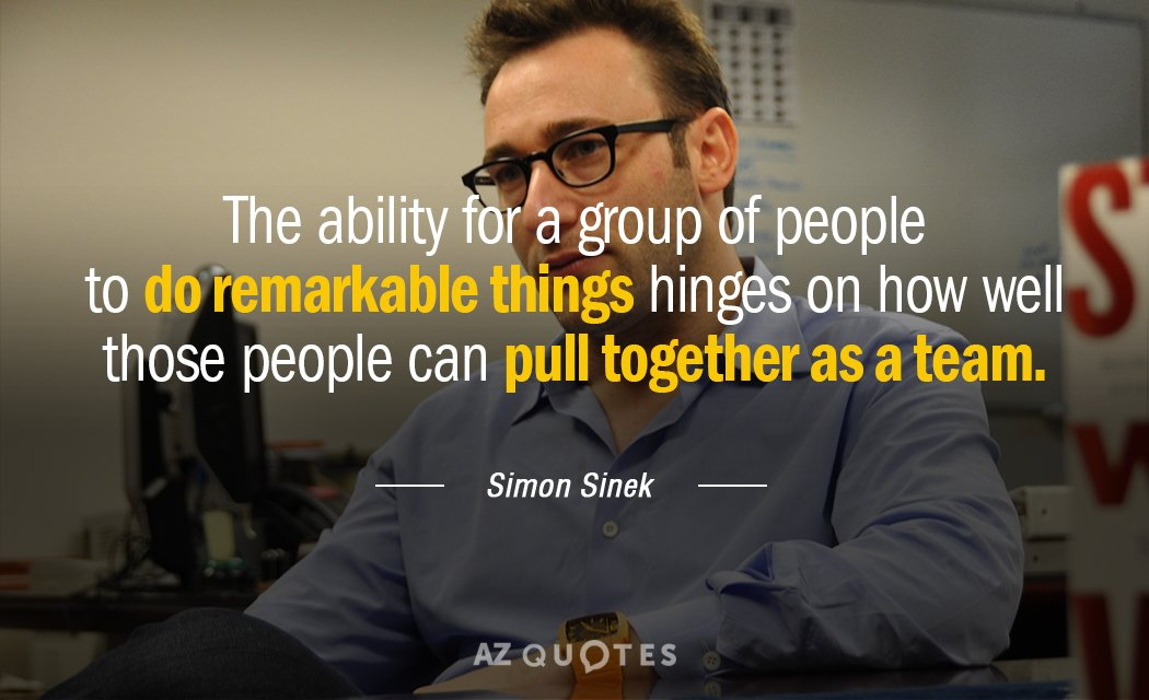 Top 25 Quotes By Simon Sinek Of 531 A Z Quotes