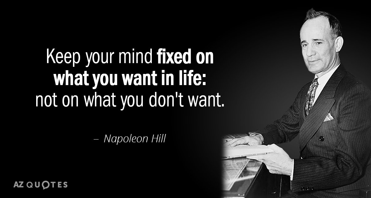 Top 25 Quotes By Napoleon Hill Of 711 A Z Quotes