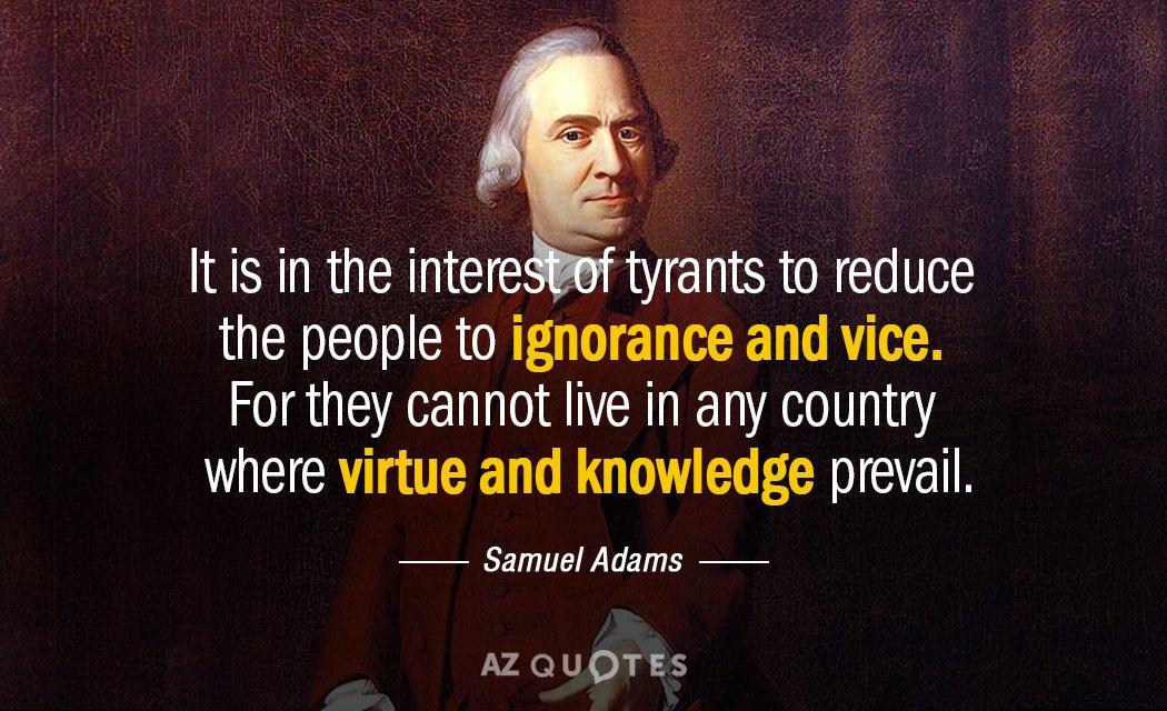 Samuel Adams Quotes Classy TOP 48 QUOTES BY SAMUEL ADAMS Of 48 AZ Quotes
