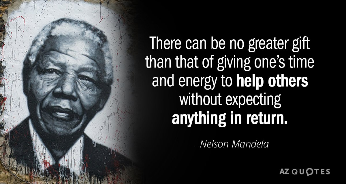 Top 25 Quotes By Nelson Mandela Of 666 A Z Quotes