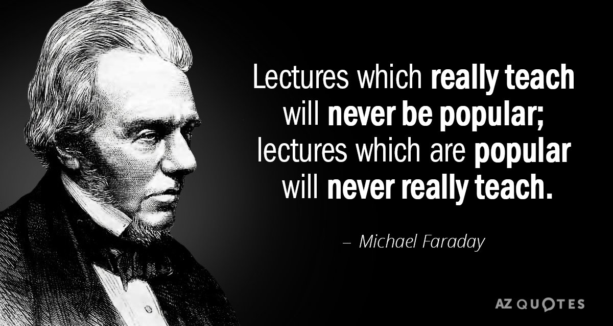 TOP 25 QUOTES BY MICHAEL FARADAY (of 69)